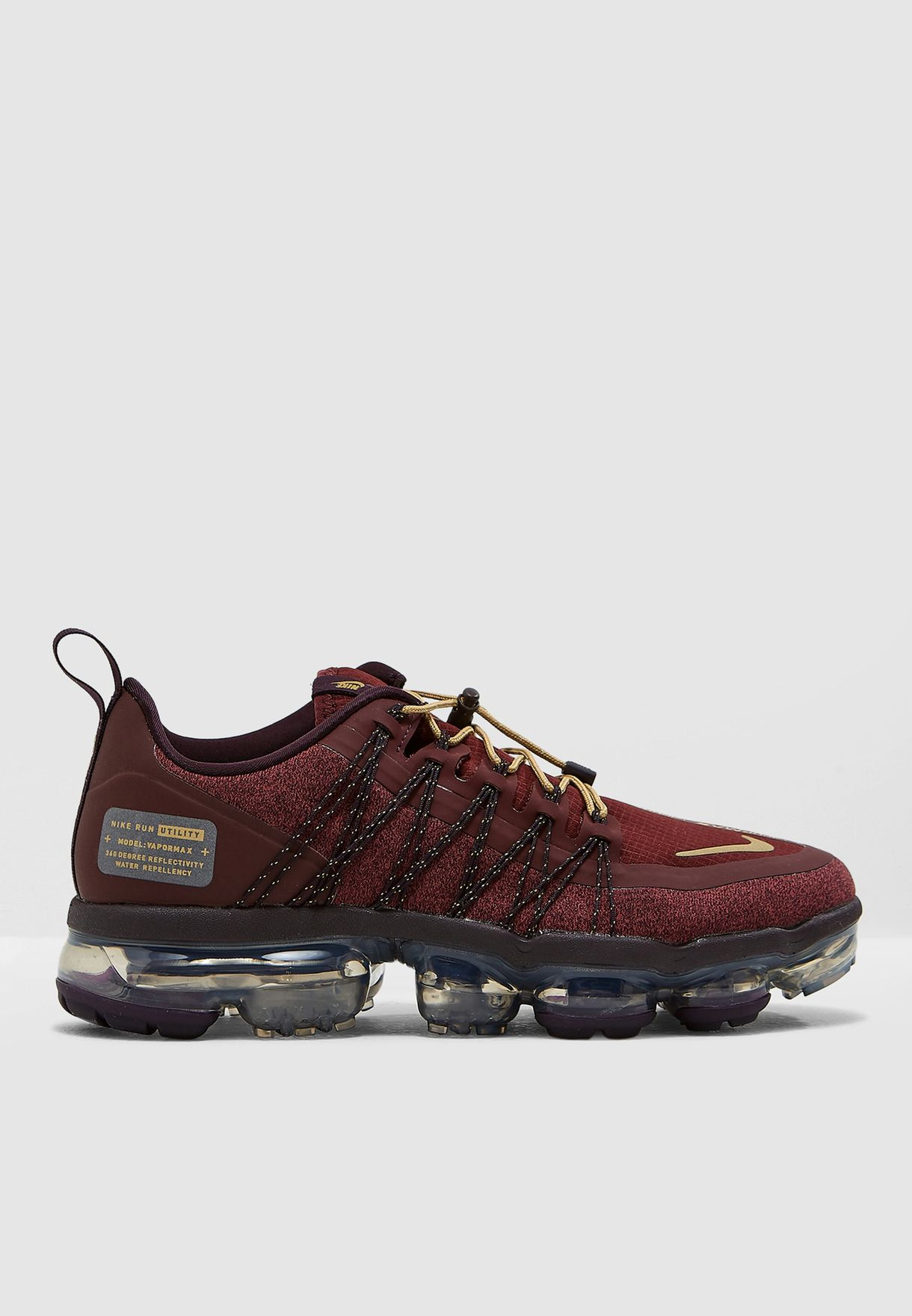 2b57ad698760 Shop Nike red Vapormax Run Utility AQ8811-600 for Women in UAE ...