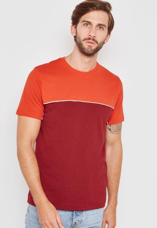 Handle Crew Neck T-Shirt