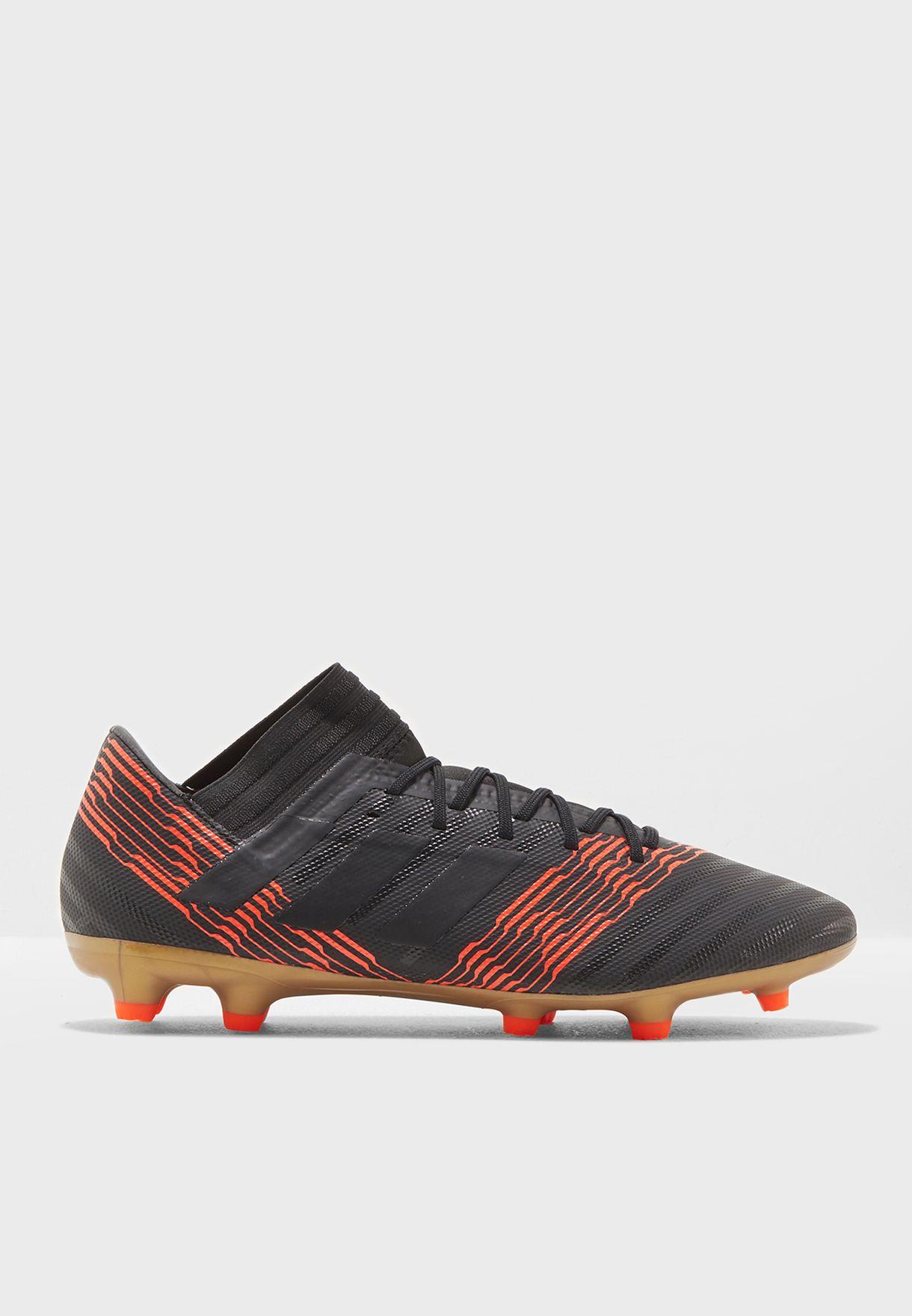 62056249fc2 Shop adidas black Nemeziz 17.3 FG CP8985 for Men in UAE - AD476SH61BEO