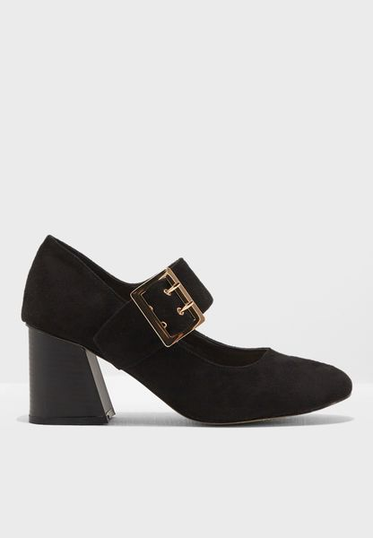 Addy Heeled Pumps