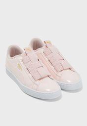 Buy PUMA pink Basket Maze for Women in