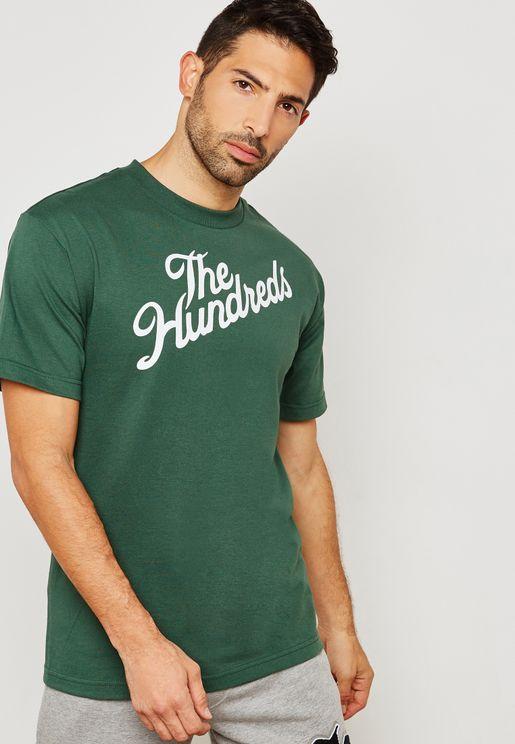 Forever Slant Logo T-Shirt