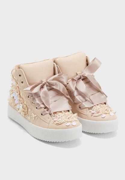 Anabeth High Top Sneaker