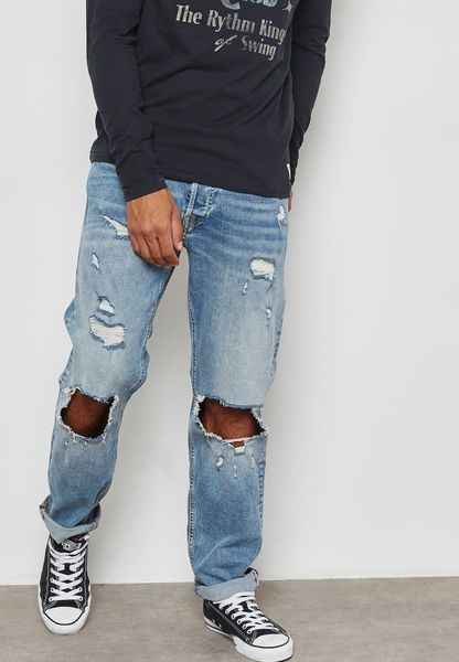 Mike Relaxed Jeans