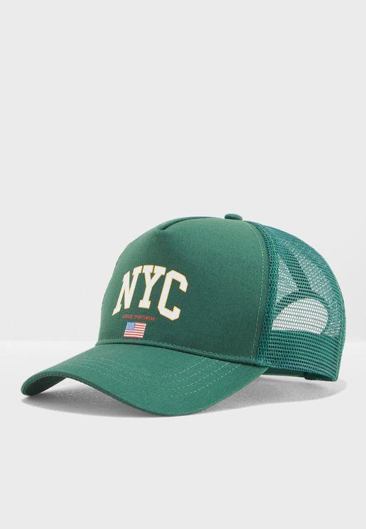 NYC Trucker  Cap