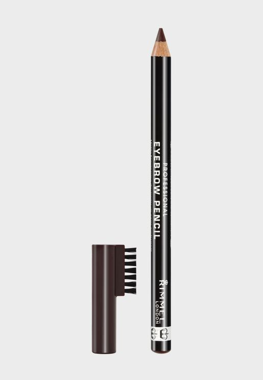 Professional Eyebrow Pencil- 001 Dark Brown