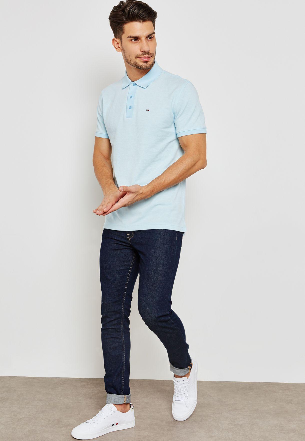 Simon Skinny Fit Jeans
