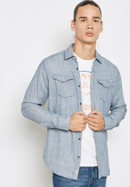 Bray Two Pocket Shirt