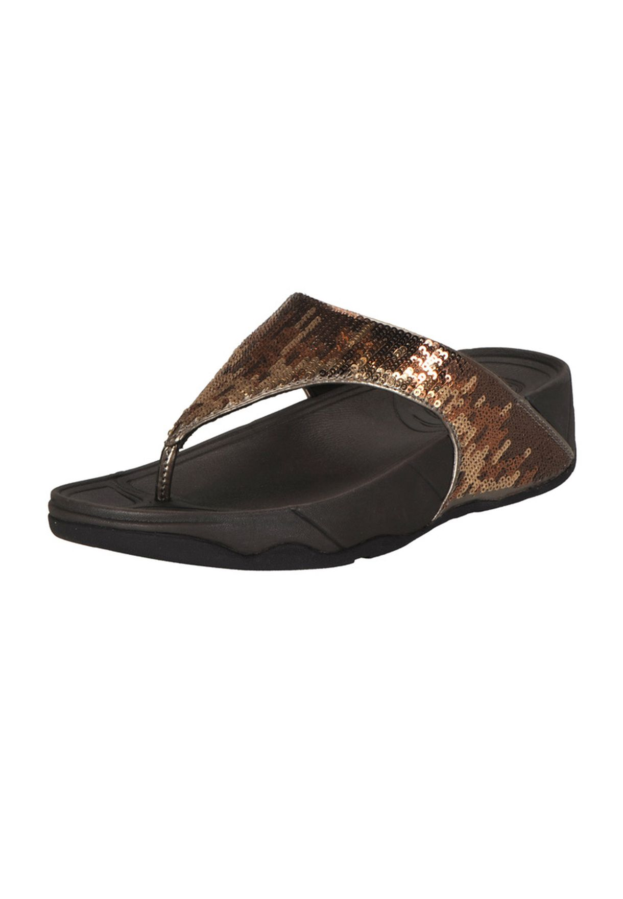 a50139a16 Shop Fitflop gold Casual Flat Sandals for Women in UAE - FI008SH51ABW