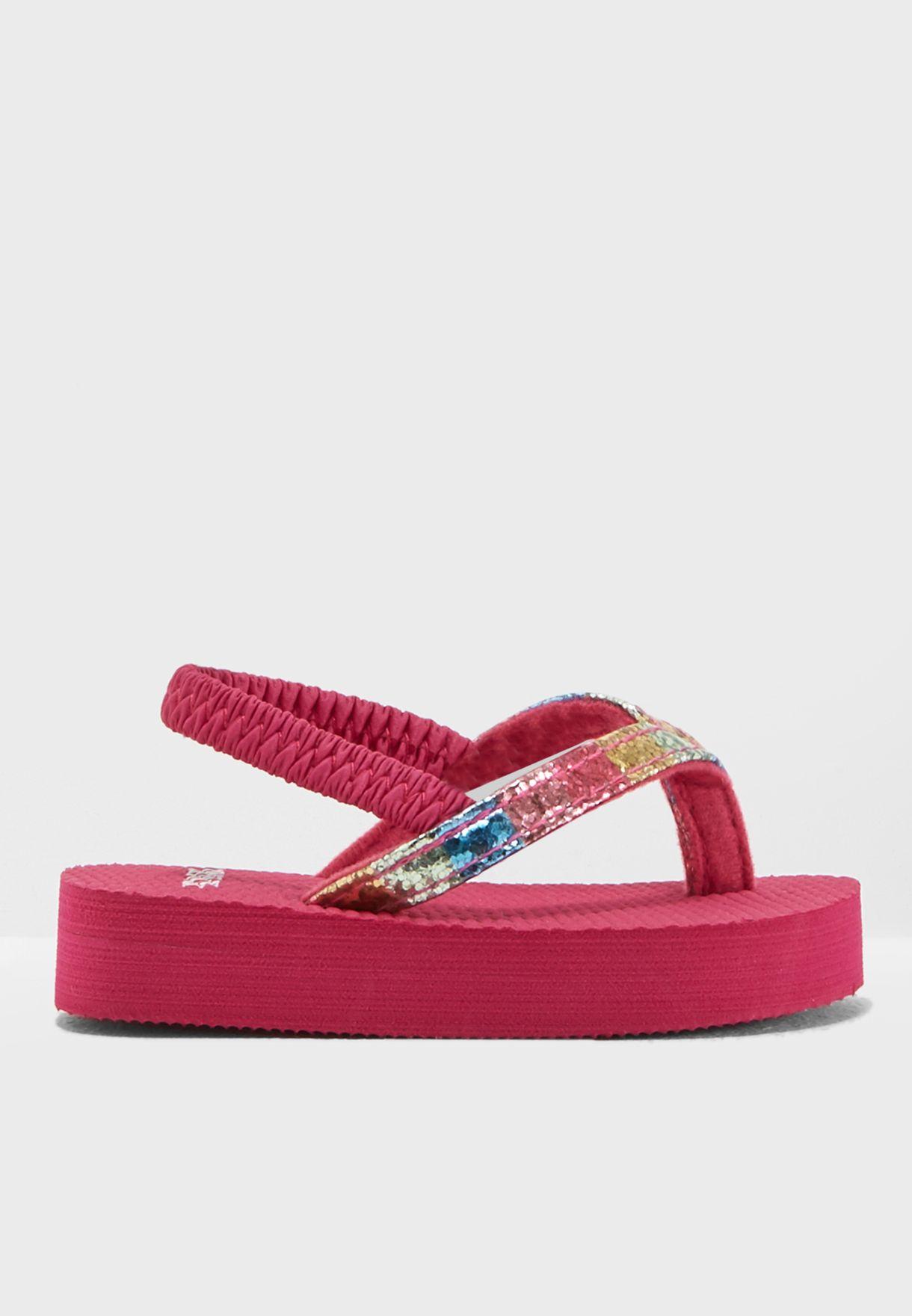 Infant Glitter Sandal