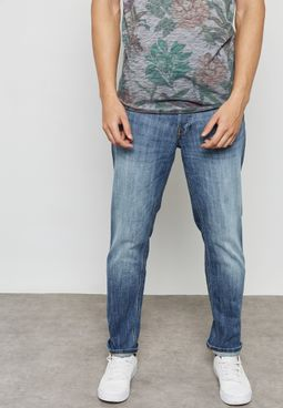 Clark Regular Fit Jeans