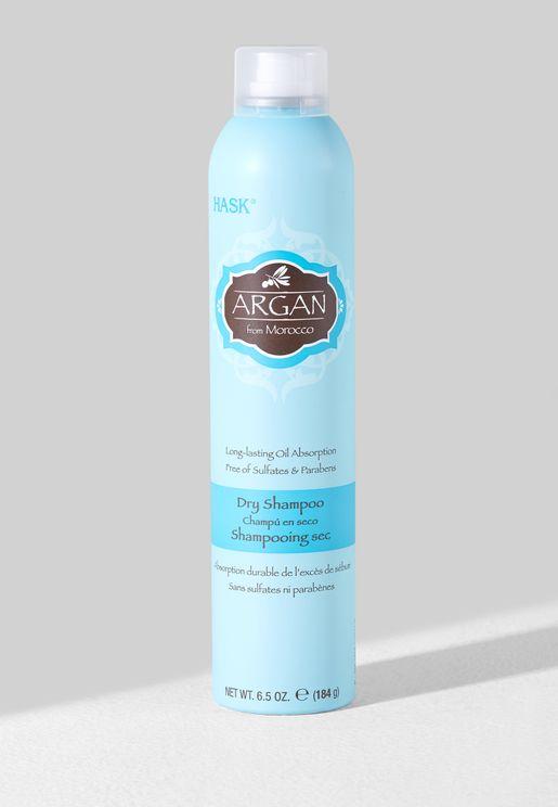Argan Dry Shampoo - 184Gm