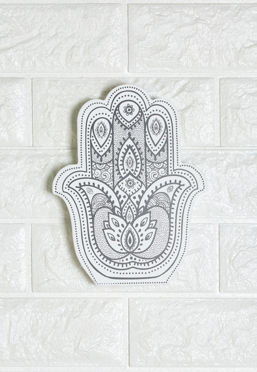 Hamsa Hand Symbol