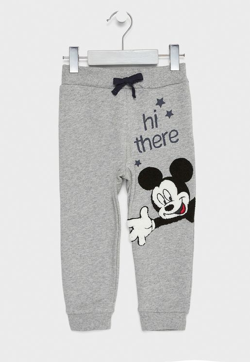 Infant Mickey Sweatpants