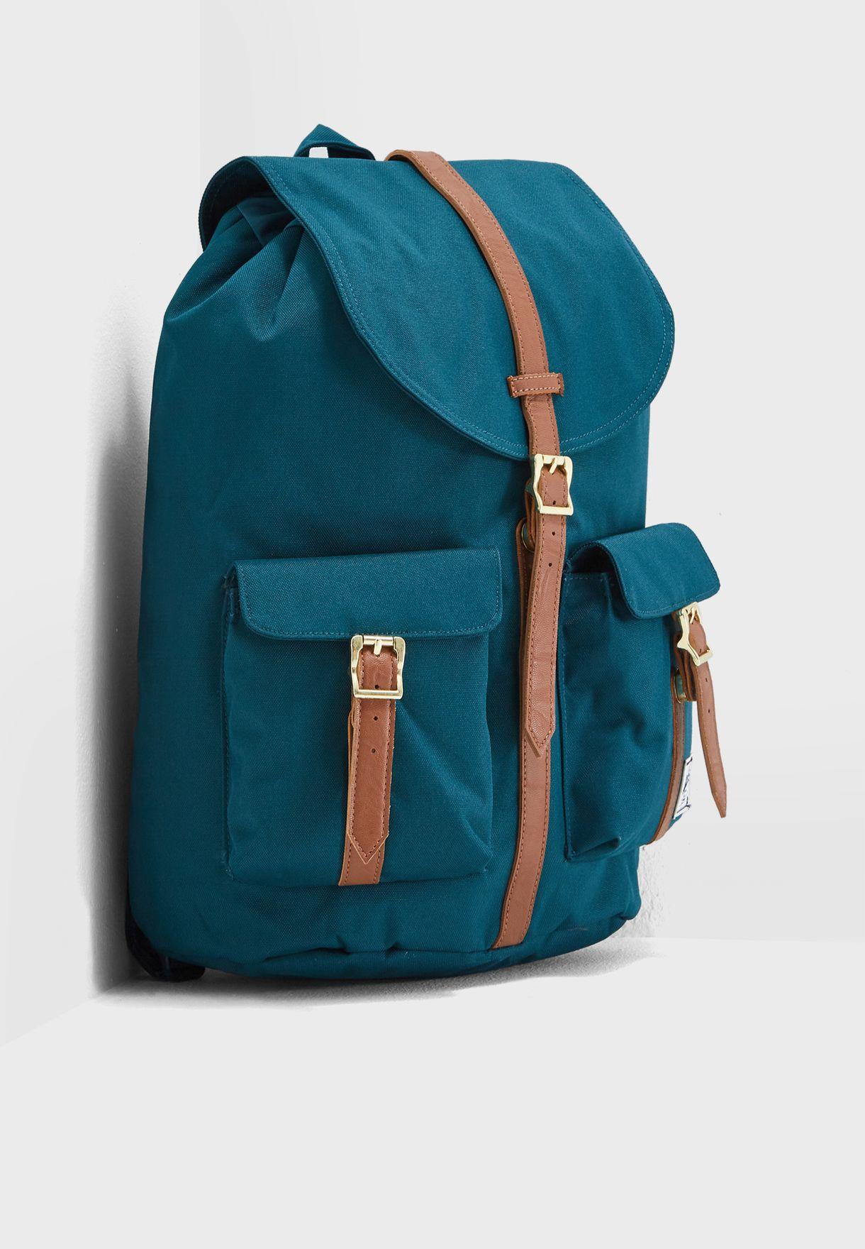 7b381f648 Shop Herschel green Dawson Backpack 20.5L 10233-02108-OS for Men in ...