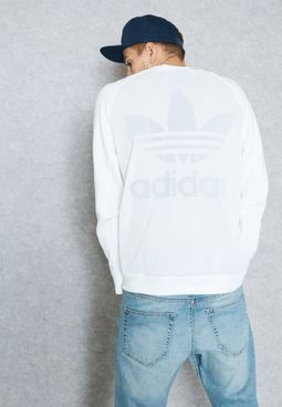 LA Mesh Sweatshirt