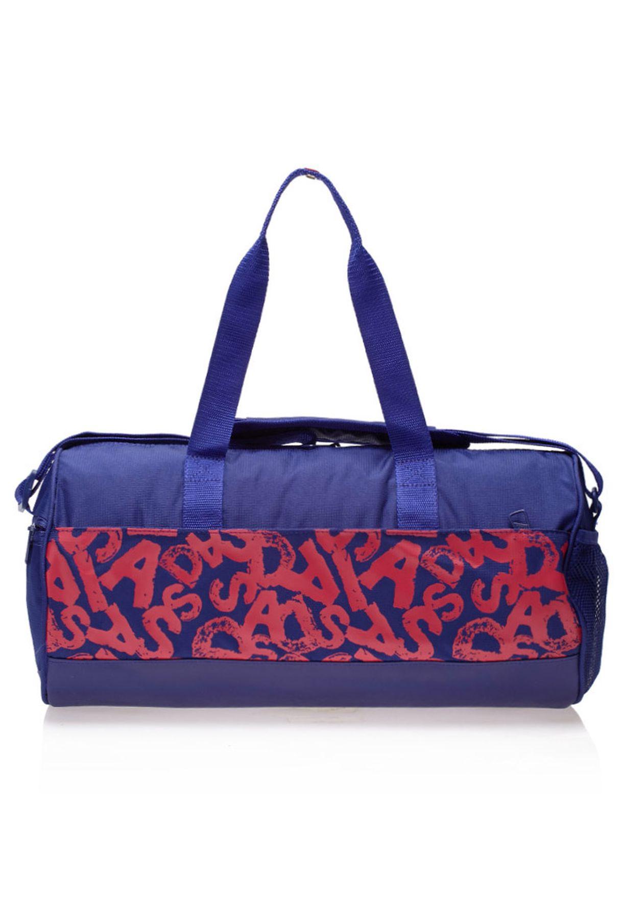 Shop adidas purple Little Girls Duffel Bag S15679 for Women in Bahrain -  AD476AC51PIU f2d95a977a