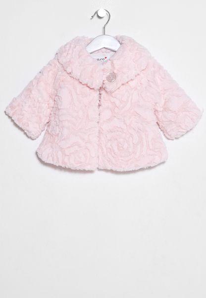 Infant Fur Jacket