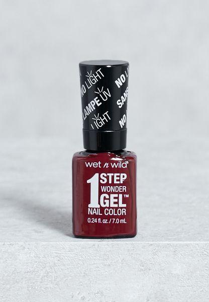 Left Marooned Gel Nail Paint
