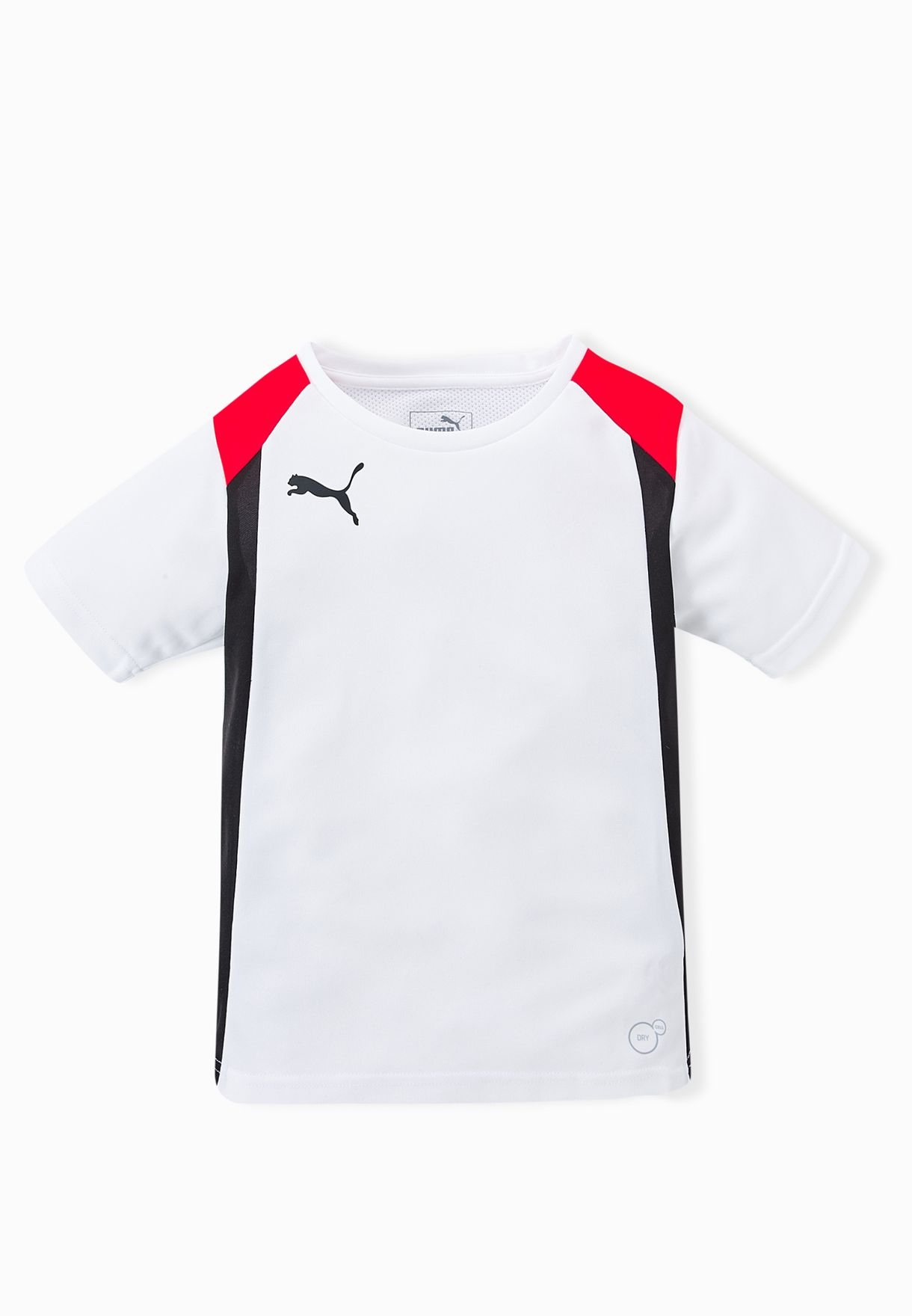 c6c29067f2a Shop PUMA white BTS Shirt 65474104 for Kids in Qatar - PU020AT51SZW
