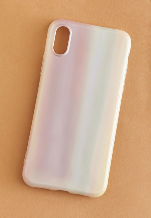 Irridescent iPhone-X Case