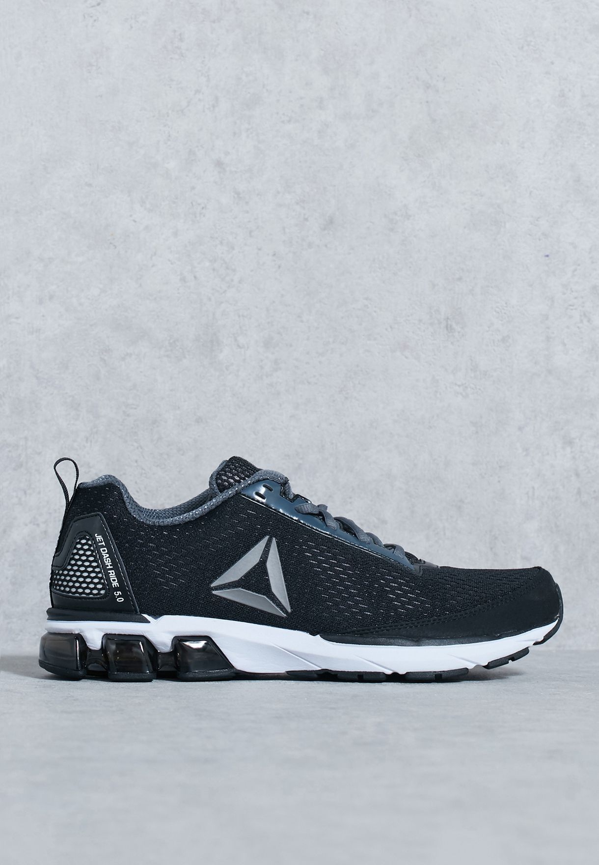 70aefb26a0e Shop Reebok black Jet Dashride 5.0 BS6526 for Men in Kuwait - RE019SH51ORC