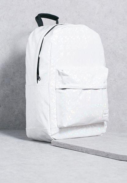 White Diamond Backpack
