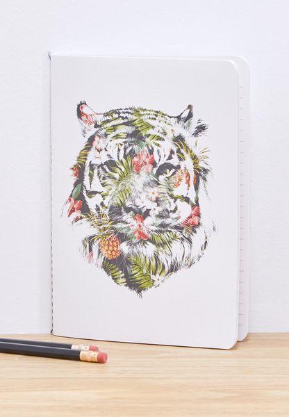 A5 TropicalTiger Notebook