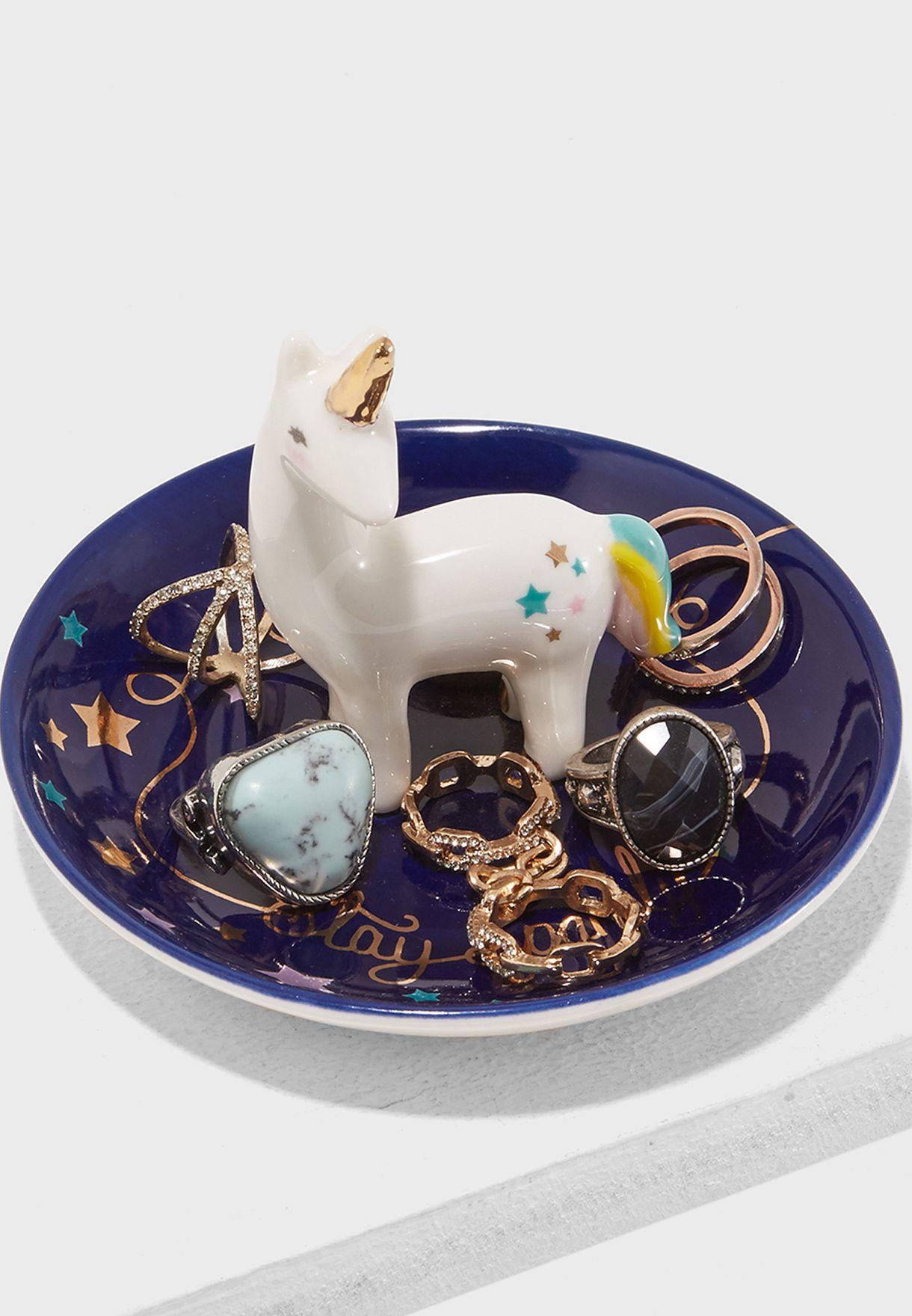 Candy Pop Unicorn Dish