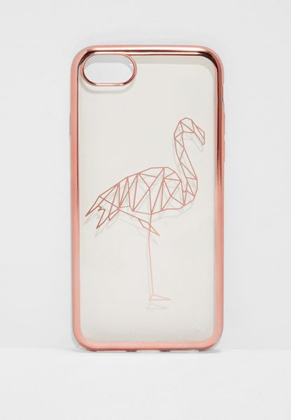 Flamingo iPhone 6/7 Case