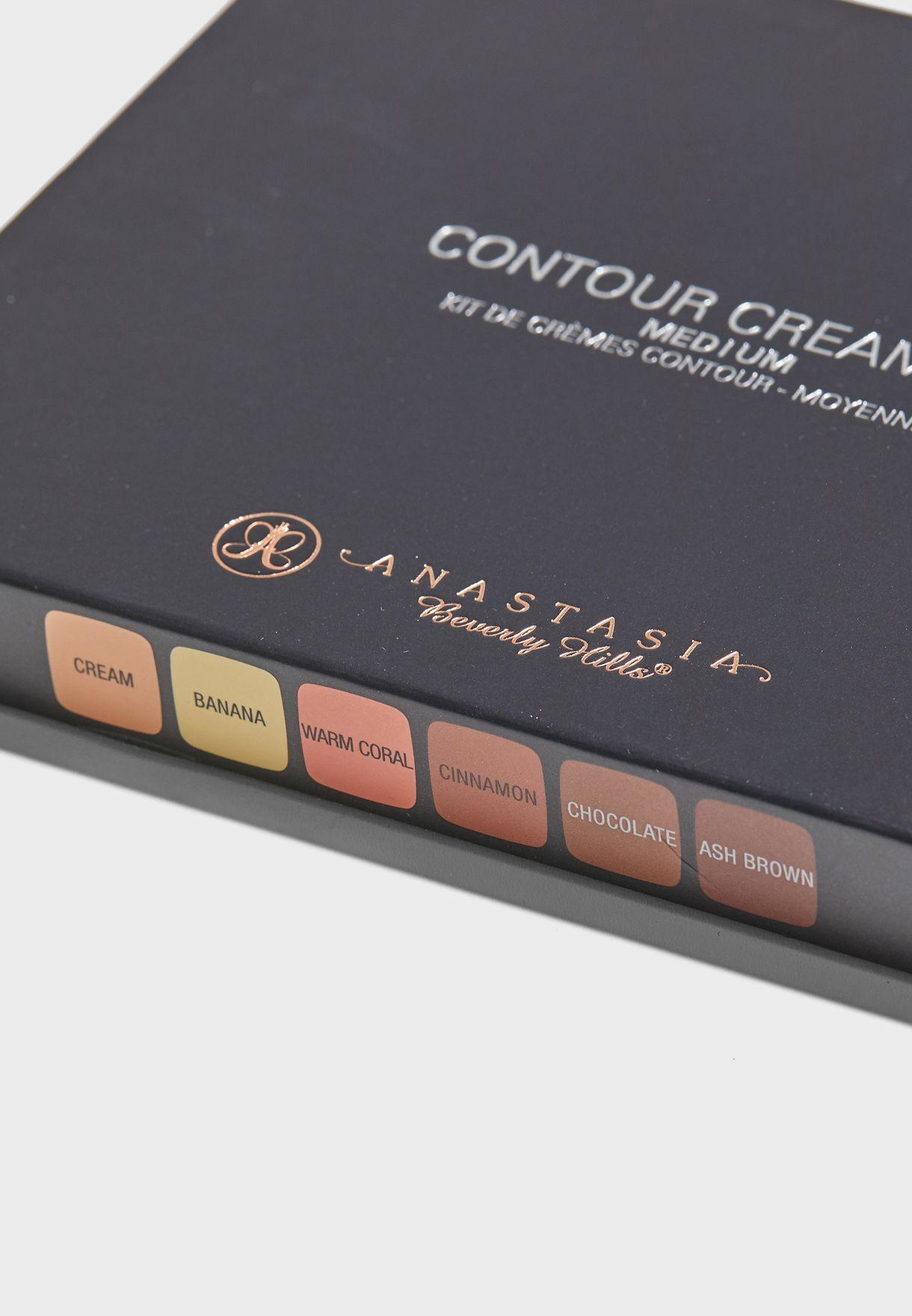 Contour Cream Kit - Medium