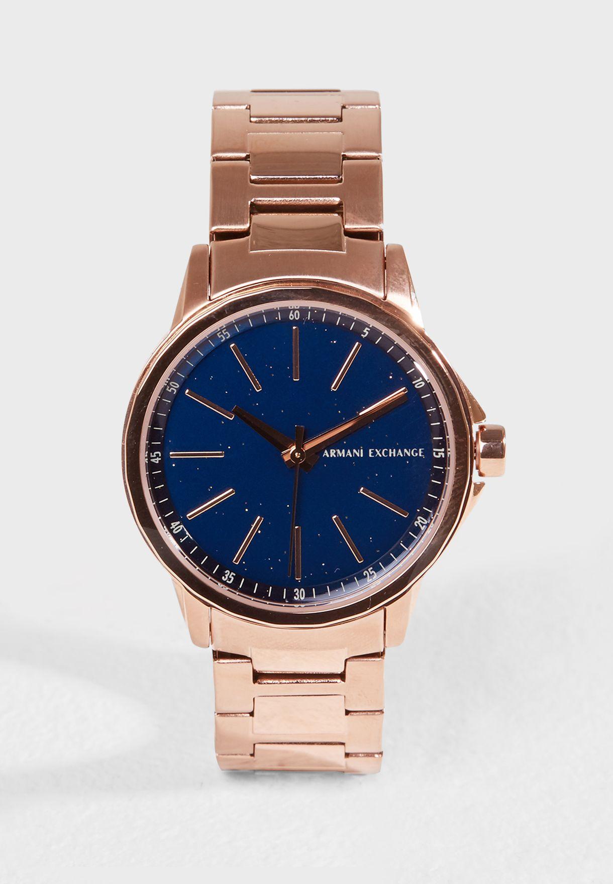 Shop Armani Exchange gold Kello Watch AX4352 for Women in Oman -  AR532AC51TUQ dd5f0849f0