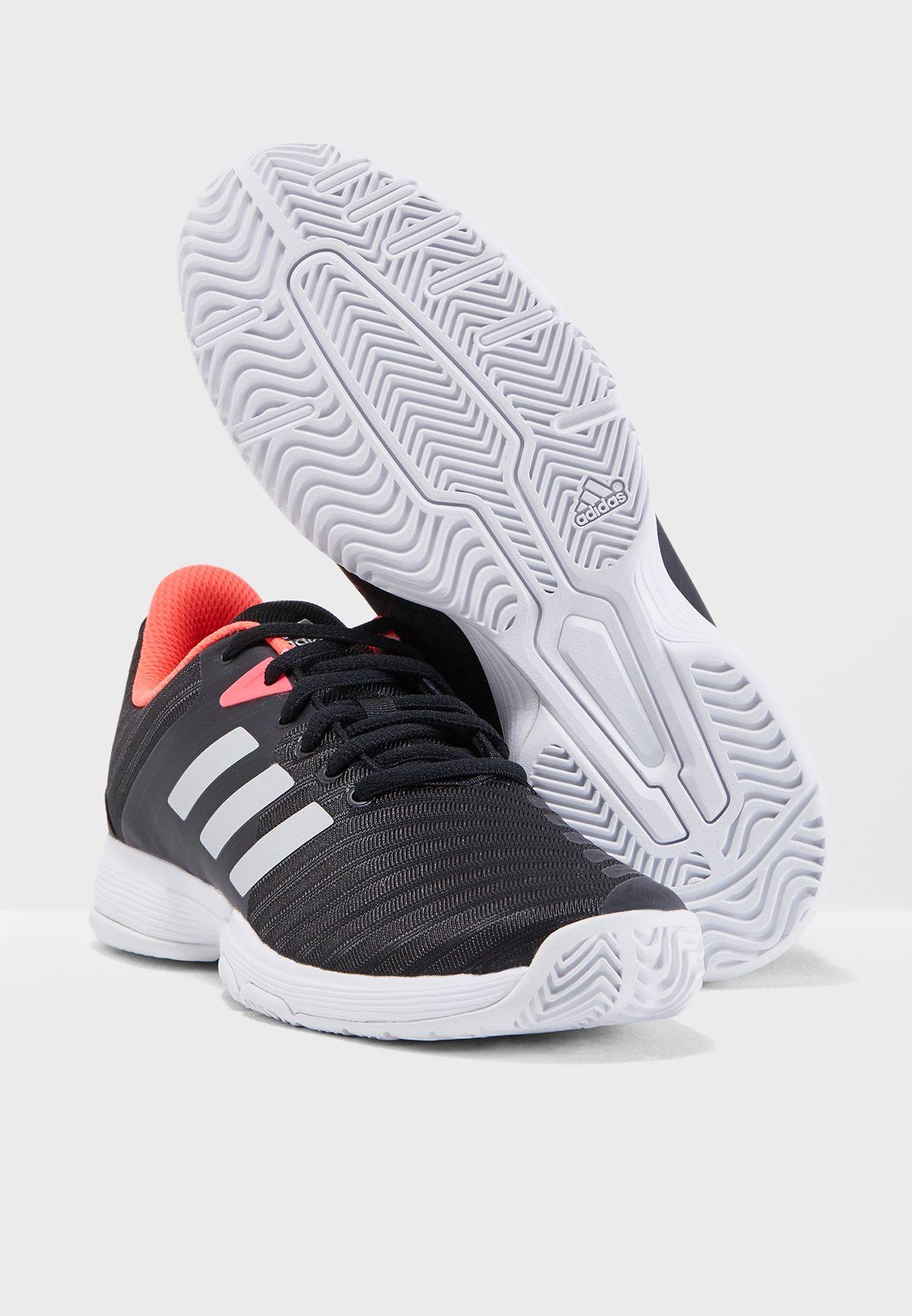 Shop adidas black Barricade Court AH2104 for Women in UAE - AD476SH51WLS 289996b9e