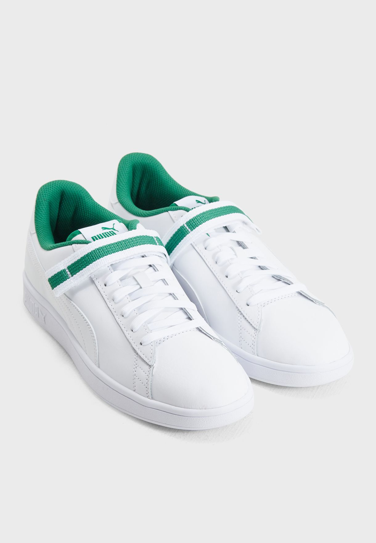 bbb6a8ad459c Shop PUMA white Smash V2 V Fresh 36691201 for Men in UAE - PU020SH51PRS