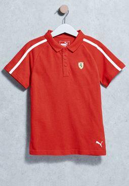 Kids Ferrari Polo