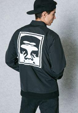 Eighty Nine Graphics Jacket