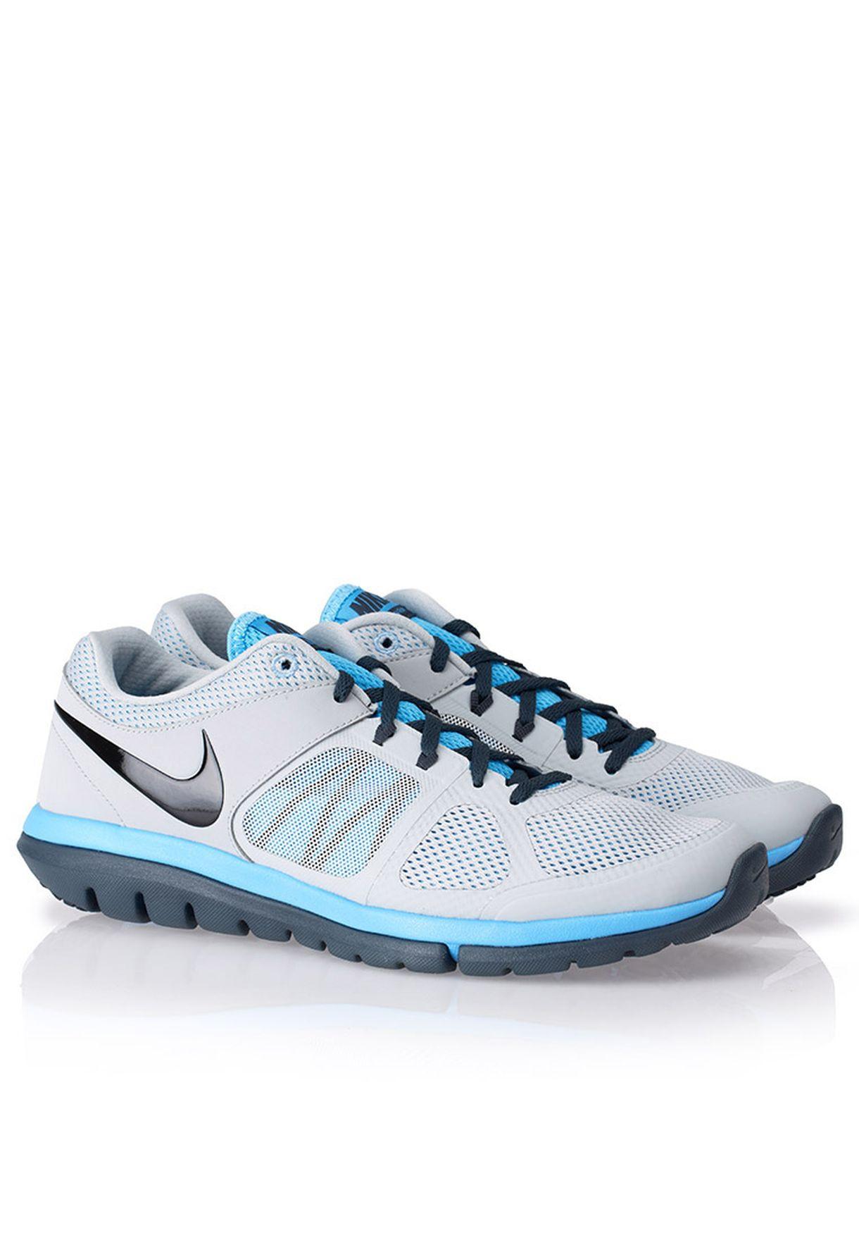 2e35ab5dfe87 Shop Nike grey Flex 2014 RN MSL 642800-027 for Men in Bahrain ...