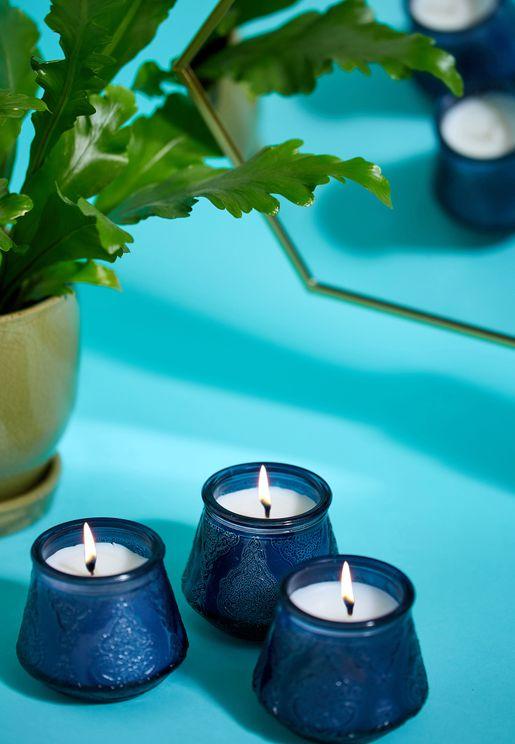 3 Pack Mini Cuban Candles Set