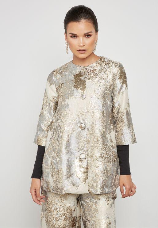 Shimmer Coat