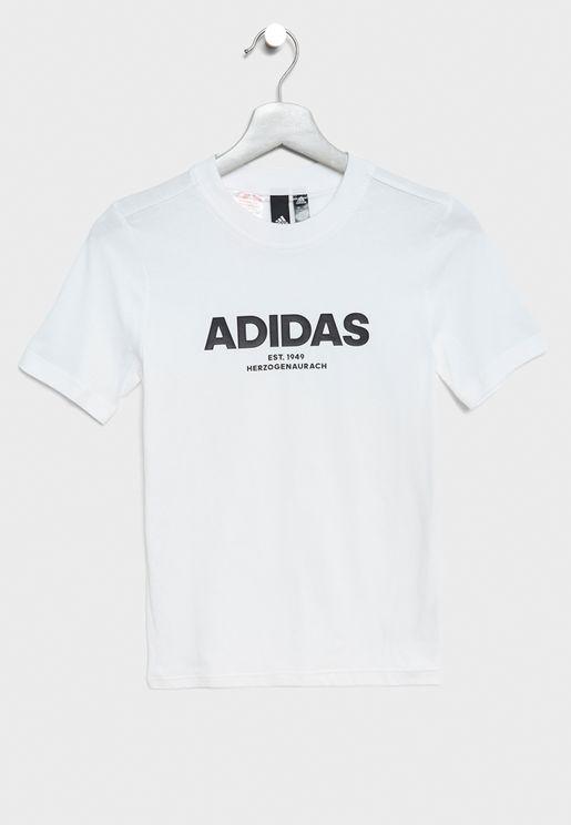 Youth Allcap T-Shirt