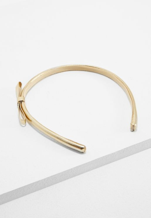 Little Skinny Bow Hair Band