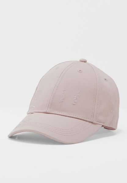 Distressed Logo Baseball Cap
