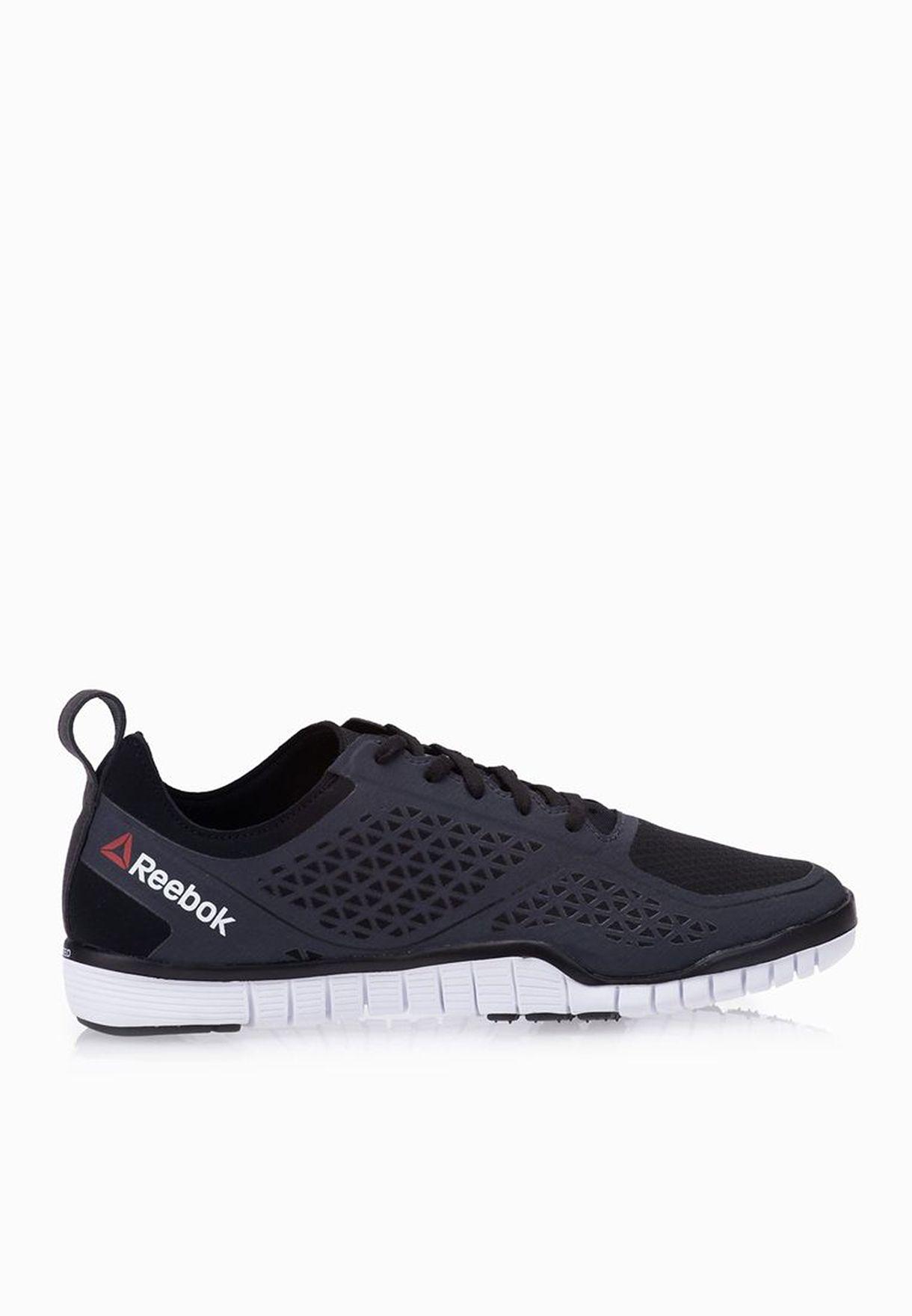 f144c6c42cab8 تسوق حذاء رياضة Reebok ZQuick Lux ماركة ريبوك لون أسود M49456 في قطر ...