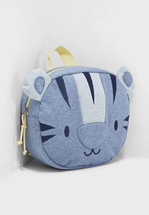 Kids Tiger Backpack