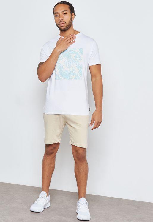 Basen Sweat Shorts