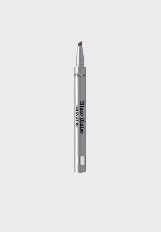 Brow Artist Micro Tattoo 109 Ebony