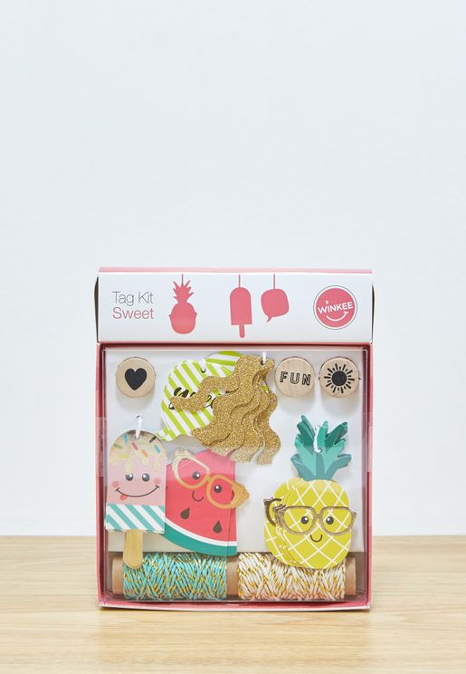 Sweet Tag Kits -
