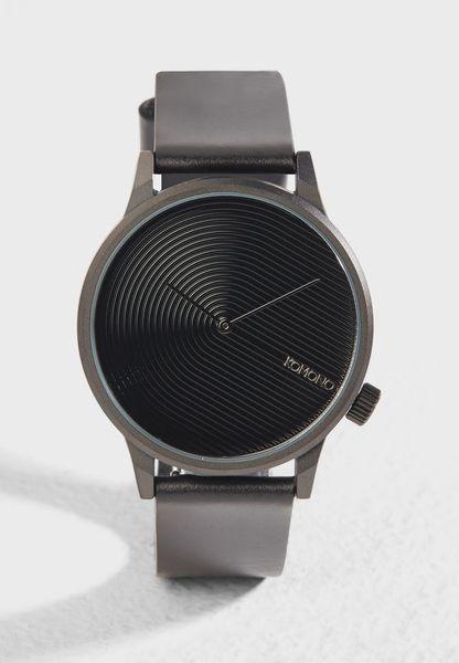 Winston Deco Watch