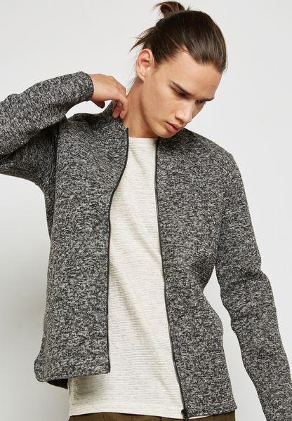 Obeng Zipped Sweatshirt