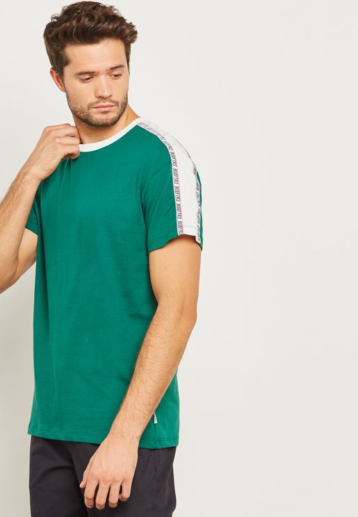 Greener Crew Neck  T-Shirt